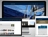 Pepin Yacht Club Web Redesign, Membership & Mobile Setu