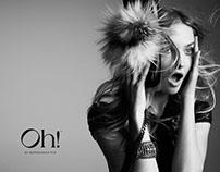 Oh! by Kopenhagen Fur – Campaign 2012