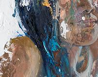 """""""Pristine 02"""", oil on canvas"""