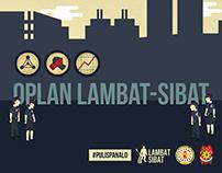 DILG Oplan Lambat Sibat Social Media Campaign (2015)