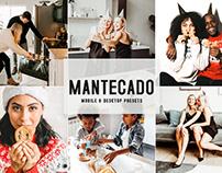Free Mantecado Mobile & Desktop Lightroom Presets