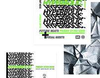 Concept & Design for Hip Hop Event