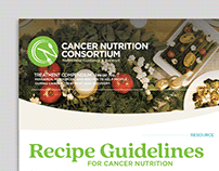 Cancer Nutrition Consortium — Printed Newsletter