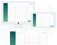 Admin Portal - FinTech