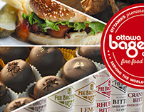 Branding / Client: The Ottawa Bagelshop