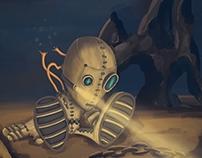 Lost Diver
