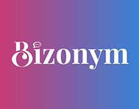 Bizonym Logo - Business Naming Services