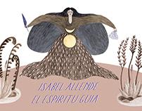 'Isabel Allende, El espíritu guía' - Pencil