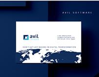 AVIL Software (re-design)