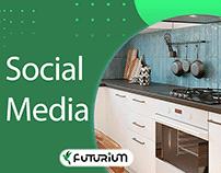 Futurium - Social Media Design