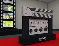 BASF event Cinema theme .