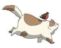 Animation: Quadruped Run Cycle