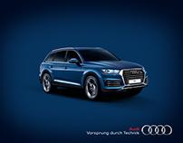 Audi Calendar 2016