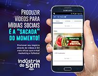 Indústria do Som - Informativo Digital / Digital News