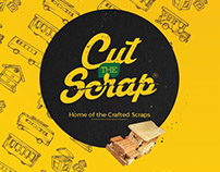 Cut the Scrap Total Visual Ad Campaign Part 2