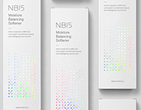 NBI5 Brand Package Design Project