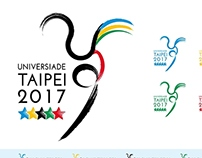 2017 Taipei Summer Universiade Logo & Mascot
