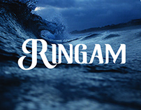 Ringam Typeface
