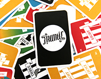 Frantic - The Mischievous Card Game