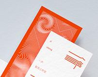 Yi Sheng Studio Branding Design