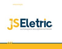 Identidade Visual JS Eletric