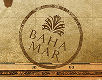 Baha Mar Resort – Wall Map