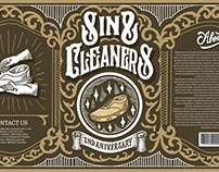 Sins Cleaners Label Design Contest