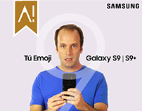 PR / INFLUENCER / Tú Emoji | Galaxy S9