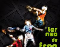Poster: Campeonato Frontenis. La Trascasa