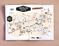Illustrated City Guide