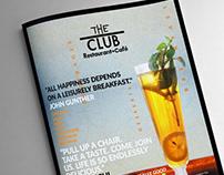 The Club Menu - KSA