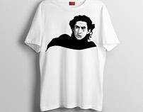 Star Wars Kylo Ren T-Shirt Design Mockup