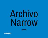 Archivo Narrow
