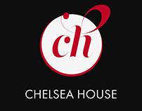 Chelsea House Hotel - Branding & Print