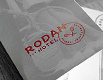 Hotel Rodan - graphic identity