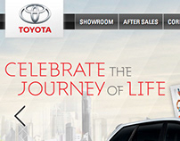 Toyota - Indus Motor Company Website