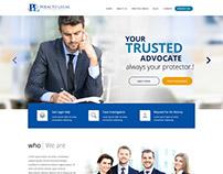 Practo Legal | Law Practice Website
