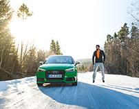 Adidas x Audi S1