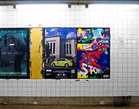SVA Subway Posters