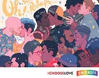 Ricardo Bessa - LGBT Campaign for Smirnoff