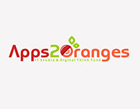 apps2oranges-brand Identity