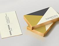 Business Card #Nishyda Jewellery