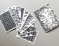 Texturing Lines / cartes postales