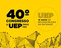 UEP - 10 anos de reconstrução da entidade