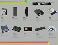 Sinclair Technology Timeline
