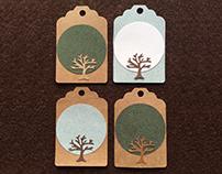 Kraft Tree Tags