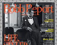 Robb Report Singapore, March 2016