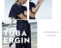 Tuba Ergin SS2016 Campaign