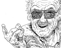 Stan Lee , Marvel