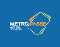 Metropasse - Branding